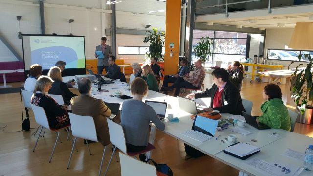 Reunió experts Finlàndia